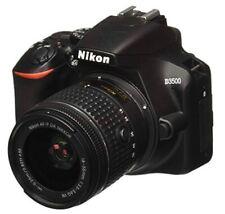Nikon D3500 24.2 Mpx Fotocamera Reflex Digitale con Obiettivo Nikkor 18-55mm
