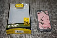 Otterbox Defender Series Case - iPhone 5 - Pink Camo - PLEASE READ