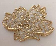 Lace Appliqué Silicone Mold for Cake Decorating, Fondant, Chocolate