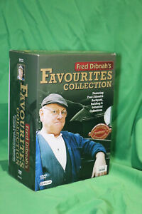 Fred Dibnah's Favourites Collection - 9 Disc Set