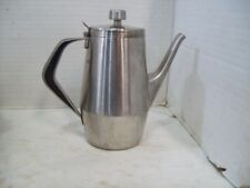 Regal 18-8 Stainless Steel Individual Teapot, Made in Japan H6