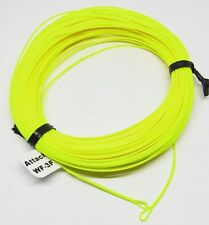 WF-3-F floating FLY LINE with loops  ***Made in Canada***