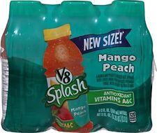 V8 Splash, Mango Peach, 12 Ounce (Pack Of 12)