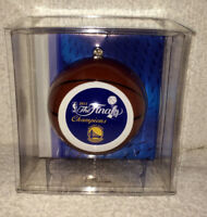 GOLDEN STATE WARRIORS 2015 NBA CHAMPS Champions CHRISTMAS ORNAMENT #2