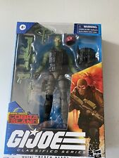 GI Joe Classified Series Cobra Island Target Exclusive Beach Head BLUE EYED