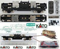 KATO by Tomix CHASSIS TELAIO MOTORIZZATO mm.85 iNTERASSE MM.14 e mm.56,6 SCALA-N