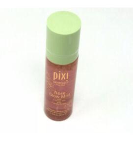 Pixi Skintreats Rose Glow Mist 2.70 floz Antioxidant Botanical Boost NEW SEALED