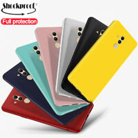 For Huawei Mate 20 Pro 20 Lite Shockproof Soft Silicone Rubber TPU Case Cover