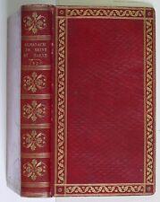 Almanach du département de Seine et Marne pour l'année 1820. Reliure de qualité