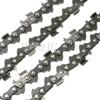 14''-20'' 50-76 Drive Links 0.325 3/8 Pitch Chainsaw Saw Mill Chain For STIHL