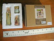 New Creative Mini Garden Holy Family 3 Pc Set