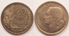 20 Francs Georges Guiraud 1950 3 f, SPL / FDC (UNC) !!