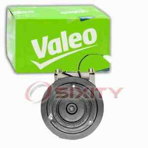 Valeo AC Compressor for 1988-1995 Toyota Pickup 2.4L L4 Heating Air rs