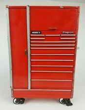 Snap-On Die Cast Replica Tool Box Chest Rollaway - 1:8 Scale Bank - Mini Tools