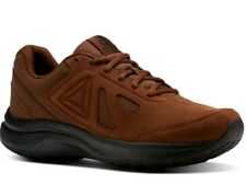 798b2b767b5f38 Reebok Men s Walk Ultra 6 DMX Max RG Shoes Brush Brown   Black 9