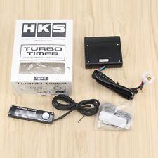 HKS Digital Auto Type 0 Turbo Timer With LED Display Logo Universal Black