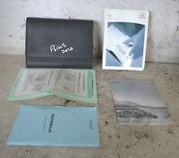 Toyota Prius Manual Book Prius 1.8 Hybrid Handbook 2011