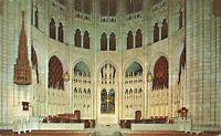 Postcard The Chancel Riverside Church New York City
