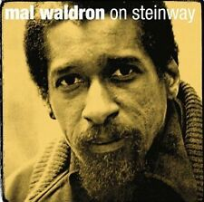 MAL WALDRON - On Steinway - CD NEW! RARE & OOP! FREE Shipping!
