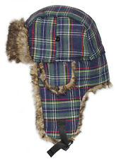 Trapper Hat Green Winter Gifts Scottish Scotland