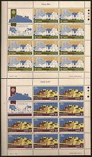 Malta: 1983 Europa Hojas de sellos Sg 712-3 Menta desmontado
