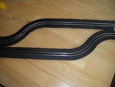 Carrera Go !!! Einspur Schikane Auto Rennbahn Zubehör Schiene Ausbauset 1:43