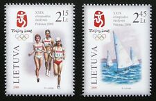 Lithuania stamps - Beijing Olympics 2008.