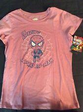 BNWT Tokidoki Women's red Spider-man T-shirt size medium