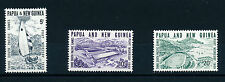 PAPUA & NEW GUINEA 1969 THIRD SOUTH PACIFIC GAMES SG156/158 BLOCKS OF 4 MNH