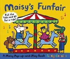 Maisy's Funfair: A Maisy Pop-Up-and-Play Book by Lucy Cousins (Hardback, 2013)