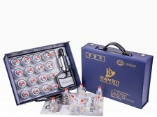 Cupping Set Magnetic Acupuncture Therapy Equipment Vacuum Pump
