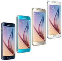 Samsung Galaxy S6 US Cellular Wireless Android Smartphone Black Blue Gold 32GB