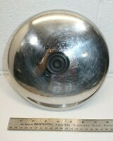 """Vintage Revere Ware Stainless REPLACEMENT LID COVER w 7 3/4"""" Bottom Rim/Edge EUC"""