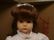 """Lenci Beatrice Doll 18"""" felt Made in Italy LE 36/499 Good Condition"""