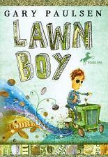 Lot of 5 Paperback books of ~Lawn Boy by Gary Paulsen