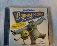 Riders in the Sky Monsters Inc Scream Factory Favorites CD
