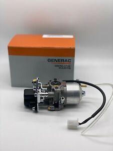 Genuine Generac 10000025865 Carburetor with Stepper Motor Assy.