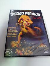 """DVD """"EL MUNDO PERDIDO"""" PRECINTADO SEALED HARRY O. HOYT THE LOST WORLD DOYLE"""
