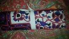 "POTTERY BARN TEEN BOHO MANDALA TAPESTRY, 50"" wide x 80"" high, WALL ART"