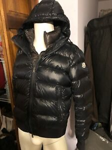 PUFFER Quilted Lambskin Leather Jacket Men/'s 100/% REAL Leather│Hooded│PUFFER