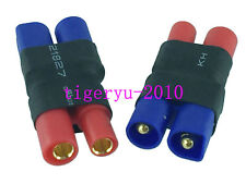 1pce EC3 Male to HXT 3.5mm Female No Wire adapter for lipo battery Turnigy