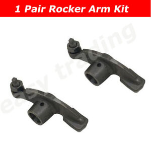 1 Pair Rocker Arms For HONDA Rebel 250 CA250 1985-1995 CMX250 1996-2016