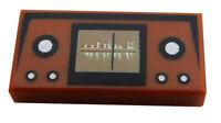 Lego Radio Frequenz HF Verstärker Gerät dunkel orange Fliese 1x2 3069bpb399 Neu