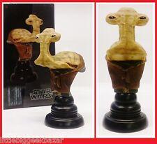 STAR WARS Buste MOMAW NADON HAMMERHEAD Gentle Giant bust CLASSIC resine # NEUF #