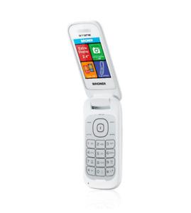 "BRONDI STONE CELLULARE GSM DUAL SIM BLUETOOTH MAXI DISPLAY 2.4"" COLORE BIANCO"