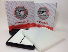 FA6297 FC48162 ENGINE & CABIN FILTER COMBO FITS( 2013 - 2015 4CYL ALTIMA).!