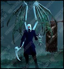 Diablo 3 Xbox One [Hardcore] Full puce vain os de rathma Necromancer Set