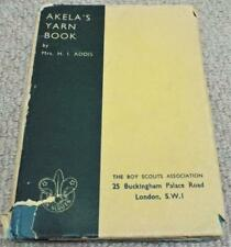 More details for boy cub scouts book 1940s akela's yarn pirbright wolf cub pack