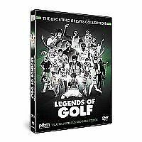 The Sporting Greats Collection: Legends of Golf - Player, Nicklaus & Ballesteros