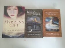 Fiona McIntosh The Quickening Trilogy Complete Set